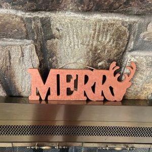 Merry 🎄decor
